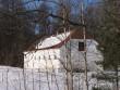 Sagadi mõisa hobusetall, 15936, vaade lõunast, väljavajunud seinale.  aeg: 16.03.2011 autor: Anne Kaldam