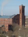 Kreenholmi Joala vabriku hoone. Foto: Madis Tuuder. 26.04.2011.