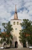 Paide kirik. Foto: Sille Sombri; 09.07.2010