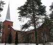 Alatskivi kirik.  Foto: Liis Kibuspuu; 20.11.2008