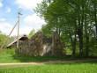 Morna mõisa tall, 2010.a. varisenud katus Foto Anne Kivi 20.05.2011
