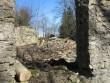 Talgutöödel väljapuhastatud köstrimaja varemed, 19.04.2011, K. Pets