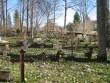 Lääne- Nigula kalmistu vaade 19.aprill 2011