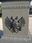 """Mälestussammas """"Russalka"""". A. Adamson, arh. P. Vulf, 1901-1902 (graniit, pronks, malm). Detailvaade Foto: Sirje Simson 07.04.2006"""