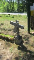 murdunud rist peavärava juures 09.06.2011 Nele Rent