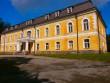 Kehtna mõisa peahoone esikülg. Foto: Kadri Tael 12.08.2011