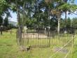 Väike-Maarja kirikuaed ja kalmistu, reg nr 5818. Vaade korrastatud kirikuaiale. Foto: Anne Kaldam, 16.08.2011.