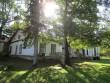 15868 Võhmuta mõisa peahoone, vaade põhjast 06.09.2011 Anne Kaldam , hooldustööd käivad