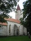 Püha kirik. Foto: S. Konsa, 15.sept.2011
