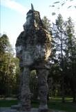 "Skulptuur ""Kalevipoeg"", M. Karmini koopia N. v. Glehni järgi, 1990 (graniit, segu) Foto: Sirje Simson 24.09.2006"