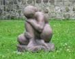 "Skulptuur ""Akt"". E. Kirs, 1966 (graniit) Foto: Sirje Simson 01.01.2006"