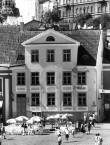 Raekoja plats 5 1995.a. Foto: O. Multer, TKVA arhiiv