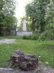 Blasius Hochgreve monument. 16. saj. II pool (paas) Foto: Sirje Simson 12.06.2006