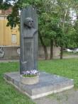 Mart Saare monument. A. Kuulbusch-Mölder, arh. I. Volkov, 1982 (pronks, graniit) Foto: Sirje Simson 14.06.2006