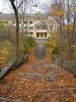 Kohtla-Järve koolihoone. Foto: Madis Tuuder. 11.10.2011