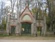 Pilistvere kalmistu väravaehitis Foto Anne Kivi 13.10.2011