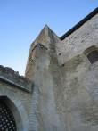 15740 Rakvere linnuse varemed vallikraaviga, 10.11.11. Anne Kaldam, näha konserveerimist vajav seinaosa.