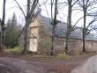 Morna mõisa tall, 2010.a. varisenud katus taastatud Foto Anne Kivi 26.11.2011
