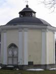 Haljala kabel 2.15650 vaade läänest  Autor Anne Kaldam  Kuupäev  15.03.2007