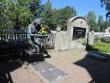 Käsmu kalmistu, reg. nr 5812. Foto: Anne Kaldam, kuupäev 03.08.2011