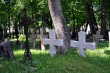 Linnapea E. Hingtsbergi restaureeritud hauatähis. T. Padu foto juuni 2011