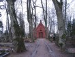 Puiestee 3a Vana-Jaani kalmistu vaade kabeli poole. Foto Egle Tamm, 15.12.2011.
