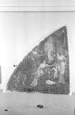 """Lünettmaal """"Salomoni kohus"""". Üldvaade"""