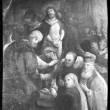 """Lünettmaal """"Kristus Pilatuse ees"""". Detail. Foto: R. Valdre"""