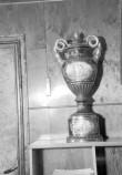 Dekoratiivne vaas. Foto: I. Pärtelpoeg 1955
