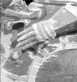 Detail (sõjakinnas tekstitahvli kohal) Foto: E. Raikküla