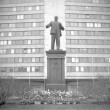 Vladimir Iljitš Lenini monument (graniit, pronks), üldvaade. Foto: H. Kõlar, 1973