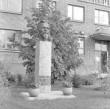 Üldvaade, graniit, pronks. Foto: R. Kärner, 1971