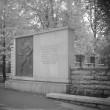 Monumendi üldvaade, dolomiit, pronks. Foto: H. Kõlar, 1972