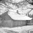 Maja välisvaade. Foto: H. Kõlar, 1975
