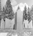 Monument. Foto: H. Kõlar, 1971