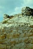Virtsu linnuse müür. Foto: A. Joonsaar, 1977