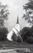 Idavaade Haljala kirikule. Foto: Veljo Ranniku 1964