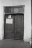 Ervita mõisa peahoone esiuks. Foto: Veljo Ranniku 1968