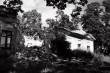 Palu mõisa peahoone varemed. Esikülg. Foto: Veljo Ranniku 1968