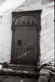 Põhjaka mõisa peahoone peauks. Foto: Veljo Ranniku 1968