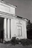Võhmuta mõisa väravahoone hoovikülg. Foto: Veljo Ranniku 1968