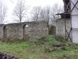 """Haimre mõisa pargipaviljoni """"kabel"""" konserveerimine Foto: J. Vali 05.11.2001"""