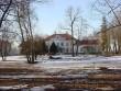 Aa mõisa peahoone lõunapoolne eestvaade Foto: J. Vali 25.03.2003