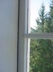 Väär akende remont Mõdriku mõisa peahoonel Foto: J. Vali 24.09.2003