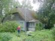 Uku Masingu kodukoha, Einu talu rehielamu eestvaade Foto: J. Vali 25.07.2002