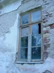 Massu mõisa peahoone arhitektuursed aknadetailid Foto: J. Vali 24.09.2002