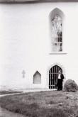 Haljala kiriku S portaal Foto: V. Ranniku 1960