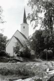 Haljala kiriku NO vaade Foto: V. Ranniku 1960