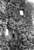 Laiuse ordulinnuse O torni sisevaade Foto: V. Ranniku 1960