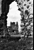 Laiuse ordulinnuse varemed Foto: V. Ranniku 1960